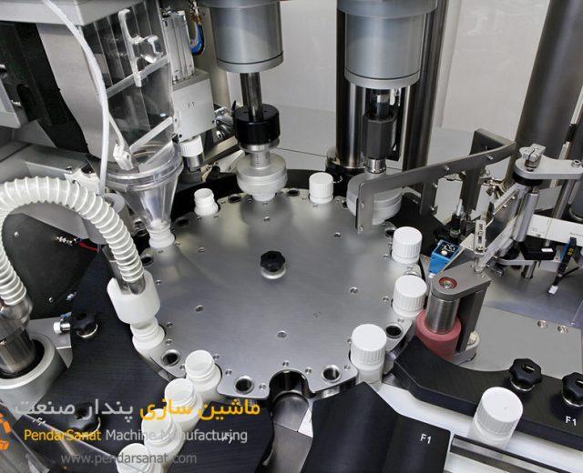 سیستم های تعیین حجم و قطع عملکرد در دستگاه های پرکن